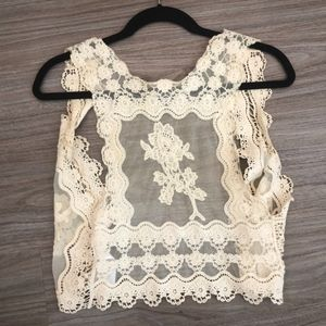 Other - All Lacy Vest
